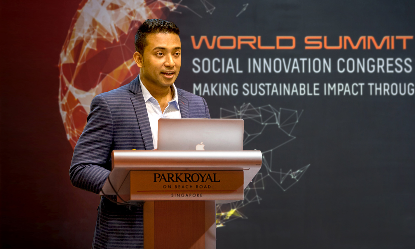Trench Talk Podcast EP38 Sachi-Wickramage-Social-Innovation-Congress-Singapore